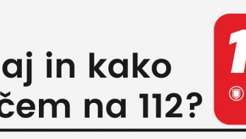 Danes je mednarodni dan številke za klic v sili 112.